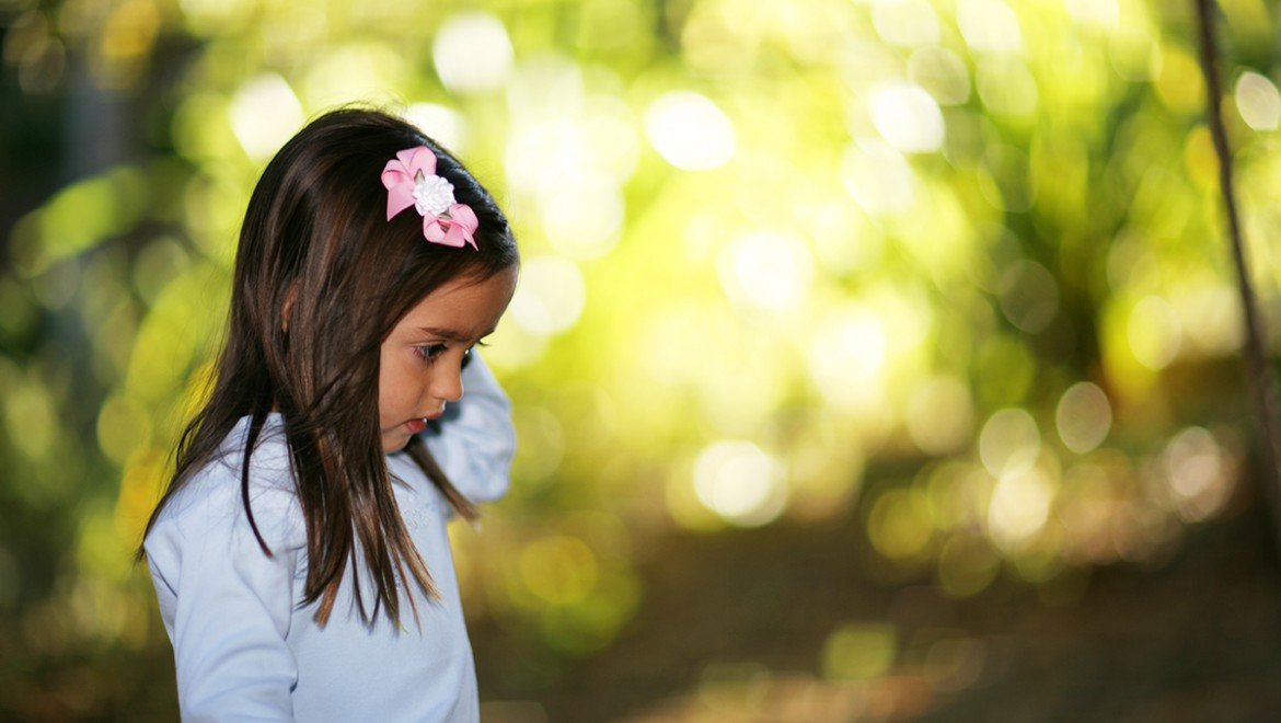 Manage Your Child's Stress