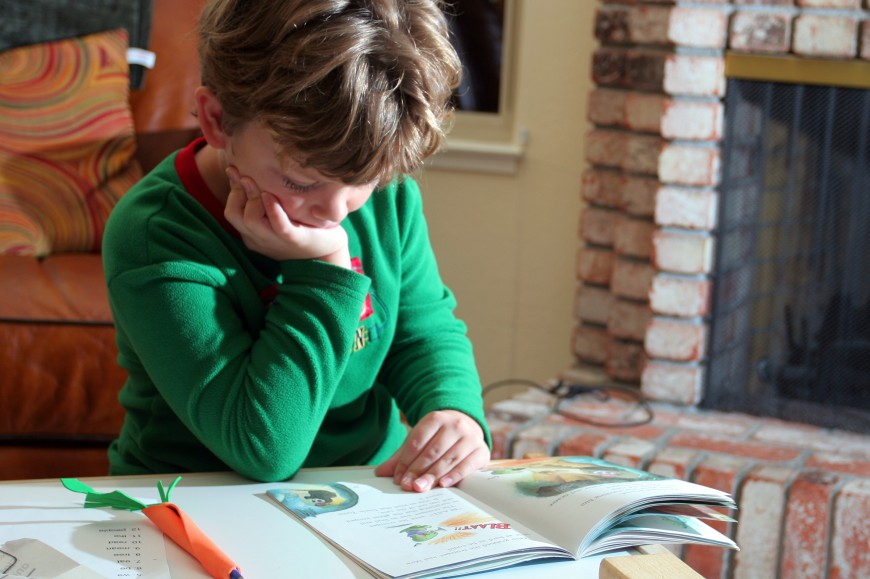 Inculcating Reading Habits in your Child